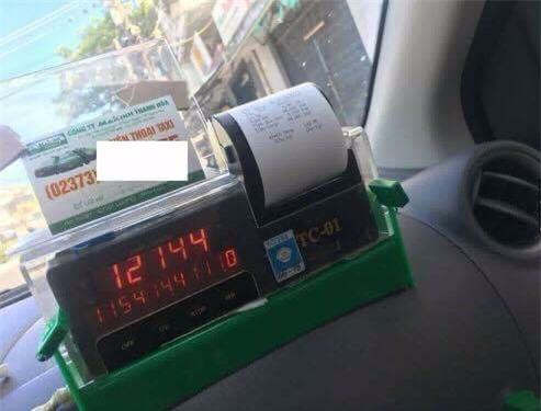Chuyến taxi đường dài lạ lùng lên tới hàng chục triệu đồng gây xôn xao - Ảnh 2.