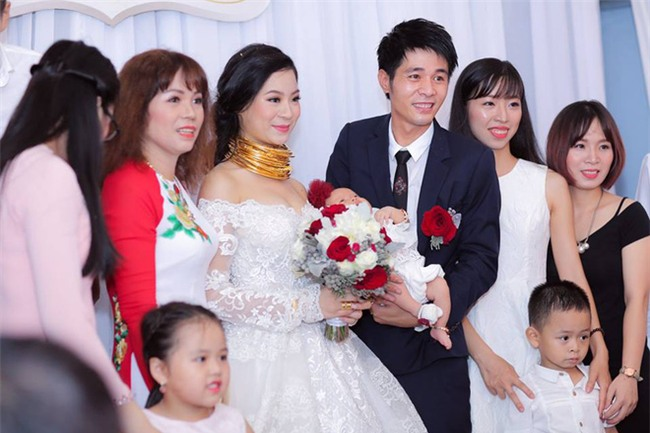 Sau đám cưới 10 tỷ dậy sóng MXH, cặp đại gia Đông Anh tiết lộ ảnh cưới cùng chuyện tình yêu đẹp không tưởng - Ảnh 4.