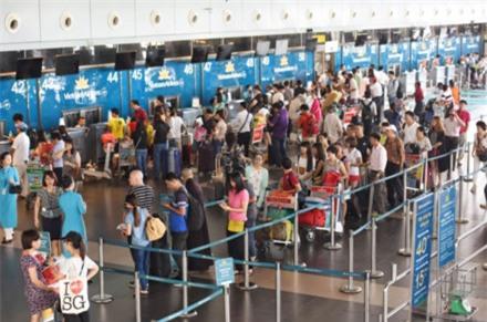 sân bay, Nội Bài, hành khách, hàng không, tiếp viên, phi công, đi máy bay