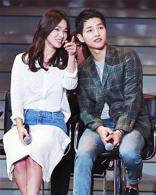 Tiết lộ chi tiết về câu chuyện tình yêu của Song Joong Ki và Song Hye Kyo! - Ảnh 1.
