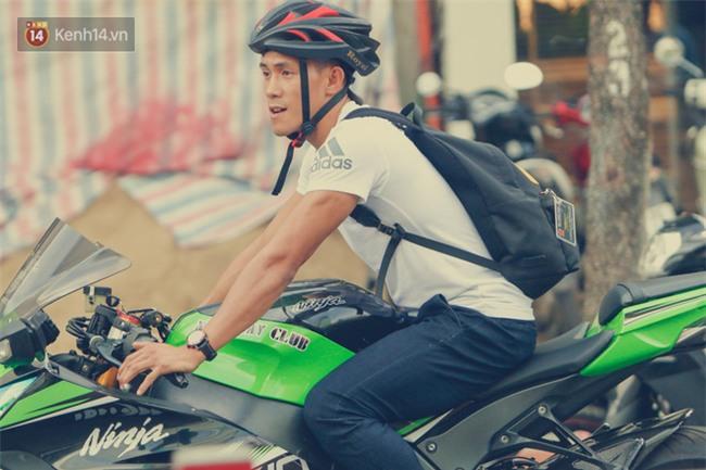 Độc cô cầu bại Nguyễn Trần Duy Nhất sở hữu bộ sưu tập xe motor khủng - Ảnh 5.