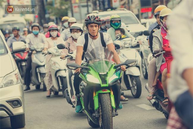 Độc cô cầu bại Nguyễn Trần Duy Nhất sở hữu bộ sưu tập xe motor khủng - Ảnh 7.