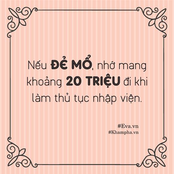 """kinh nghiem di de o bv phu san ha noi """"suong nhu tien"""", sinh xong duoc qua cua me 8x - 4"""