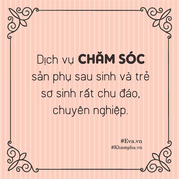 """kinh nghiem di de o bv phu san ha noi """"suong nhu tien"""", sinh xong duoc qua cua me 8x - 6"""