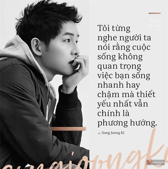 Song Joong Ki vừa gửi bức thư đến công chúng: Đầu năm 2017, chúng tôi đã hứa sẽ đi cùng nhau đến cuối cuộc đời này - Ảnh 3.