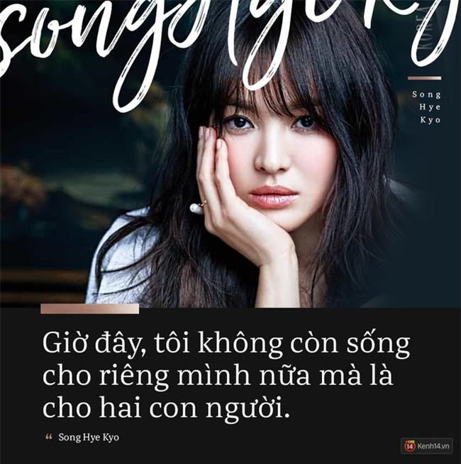 Song Hye Kyo tiết lộ lý do đã trao trọn trái tim cho Song Joong Ki! - Ảnh 3.