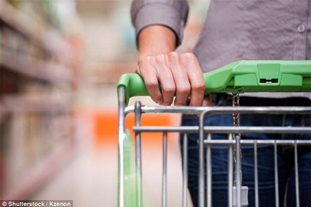Vi khuẩn trên xe đẩy trong siêu thị nhiều gấp 361 lần nắm cửa nhà vệ sinh - Ảnh 1.