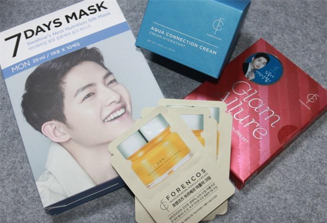Nhờ sự kiện hot mà mặt nạ 7 ngày của Song Joong Ki lại bán đắt hàng như tôm tươi - Ảnh 7.
