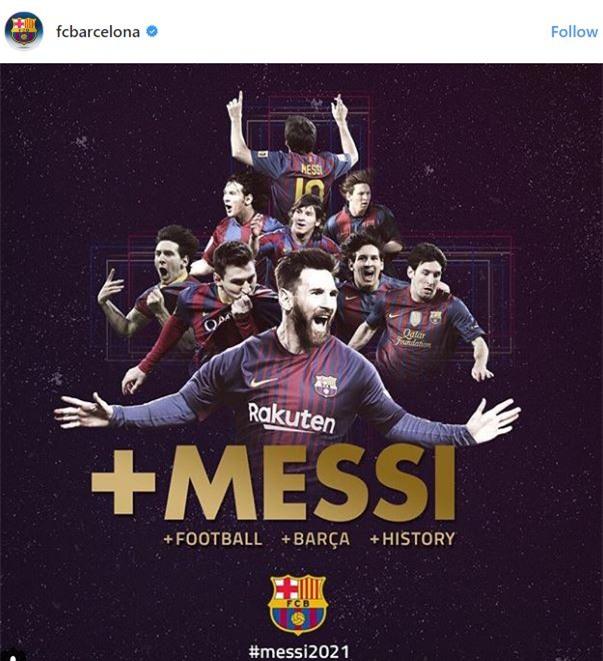 Quà cưới hoành tráng Barca dành cho Messi - Ảnh 1.