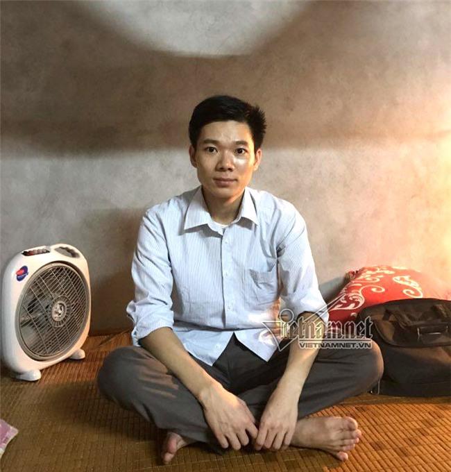 Hoàng Công Lương, chạy thận nhân tạo, tại ngoại, chạy thận, suy thận