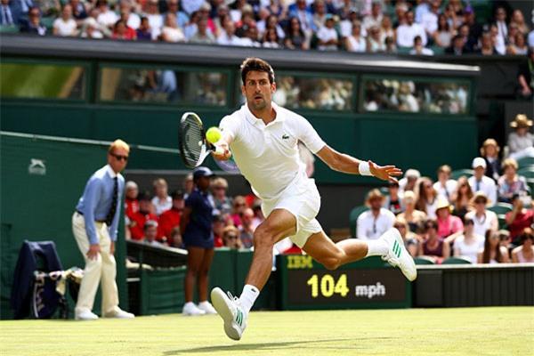 tennis, quần vợt, tin thể thao, điểm tin thể thao, tin tức Wimbledon, Djokovic