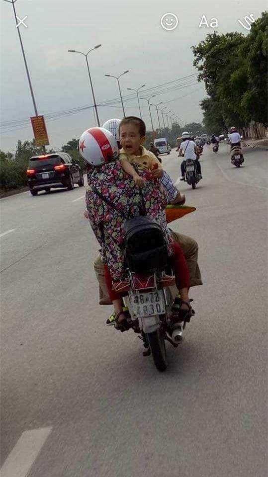 Bố cháu bé 6 tuổi bị mất tích ở Quảng Bình: Hình ảnh bé trai quấy khóc ở Hà Nội không phải con trai tôi - Ảnh 1.