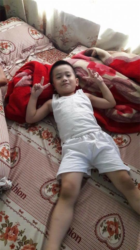 Bố cháu bé 6 tuổi bị mất tích ở Quảng Bình: Hình ảnh bé trai quấy khóc ở Hà Nội không phải con trai tôi - Ảnh 2.