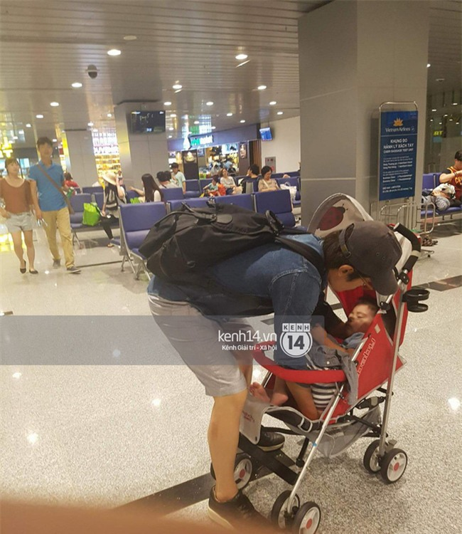 Độc quyền: Tài tử đình đám thế giới Lee Byung Hun bất ngờ đưa con trai sang thăm Việt Nam - Ảnh 2.