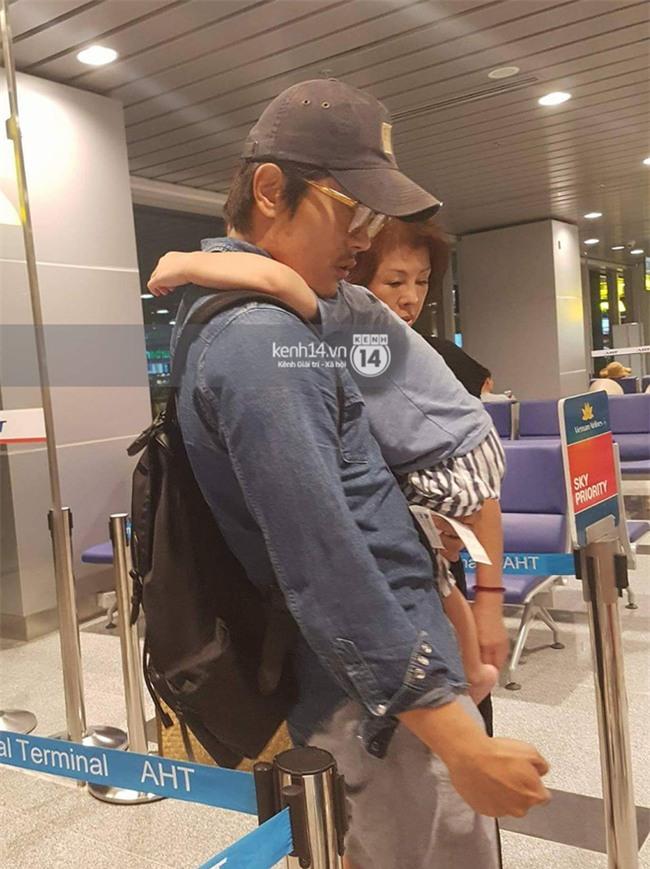 Độc quyền: Tài tử đình đám thế giới Lee Byung Hun bất ngờ đưa con trai sang thăm Việt Nam - Ảnh 4.
