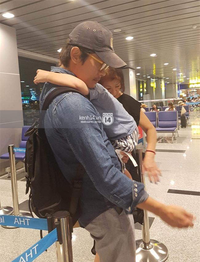 Độc quyền: Tài tử đình đám thế giới Lee Byung Hun bất ngờ đưa con trai sang thăm Việt Nam - Ảnh 5.