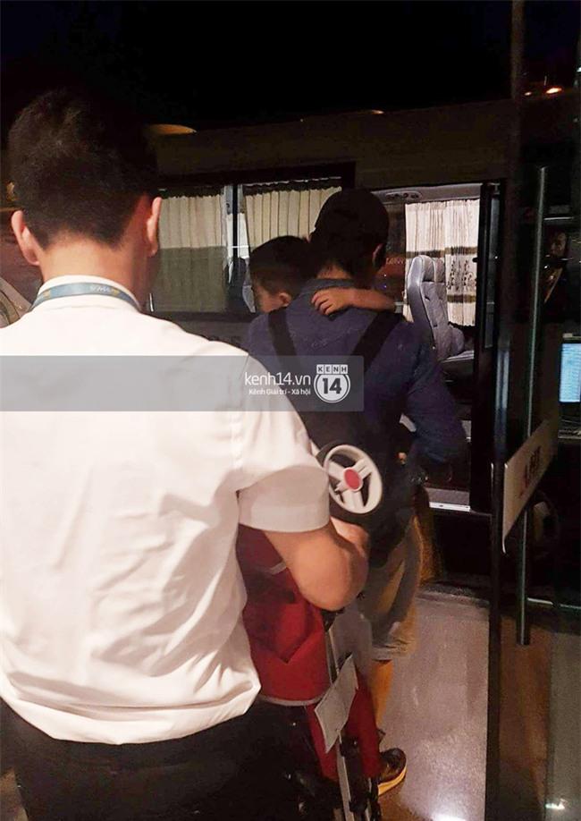 Độc quyền: Tài tử đình đám thế giới Lee Byung Hun bất ngờ đưa con trai sang thăm Việt Nam - Ảnh 8.