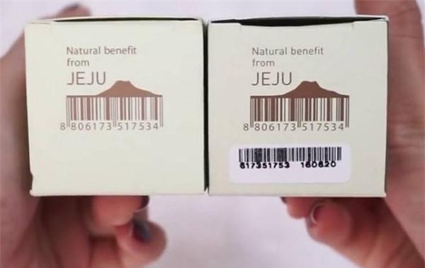 Cách phân biệt mỹ phẩm thật mỹ phẩm giả dễ nhất -3