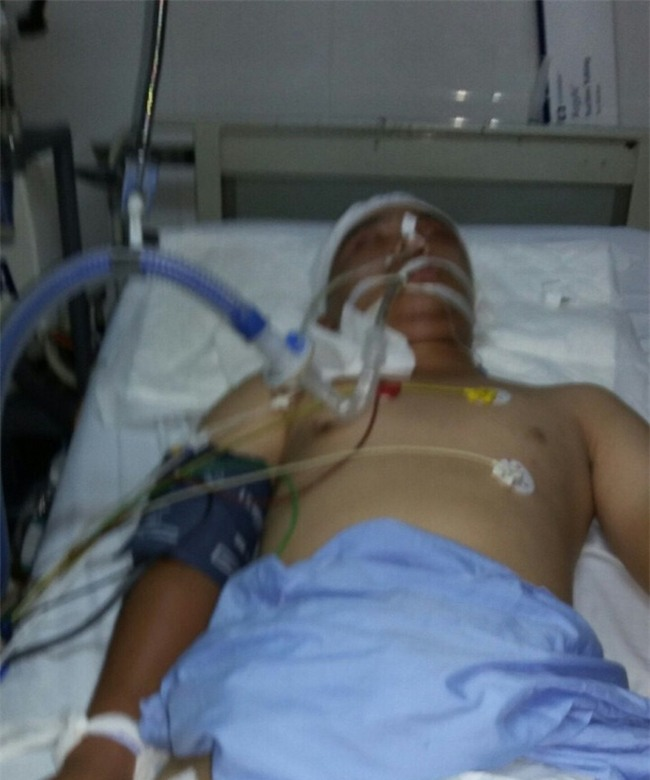 Hà Nội: Gia đình phải rao hiến tạng chàng trai trẻ sau tai nạn giao thông vì quá nghèo - Ảnh 2.