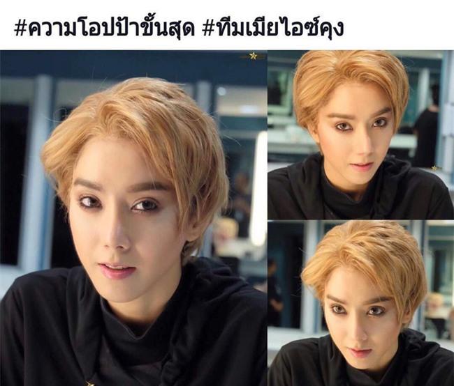 Đẳng cấp mỹ nhân Thái: Dù là cô nàng sexy hay anh chàng đẹp trai thì đều khiến cư dân mạng đổ rầm rầm - Ảnh 5.