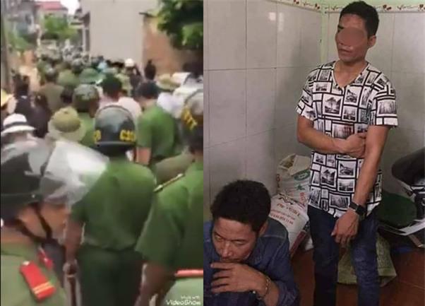 Bắc Ninh: Hàng trăm cảnh sát giải cứu thanh niên lạ mặt bị dân vây vì nghi bắt cóc - Ảnh 2.