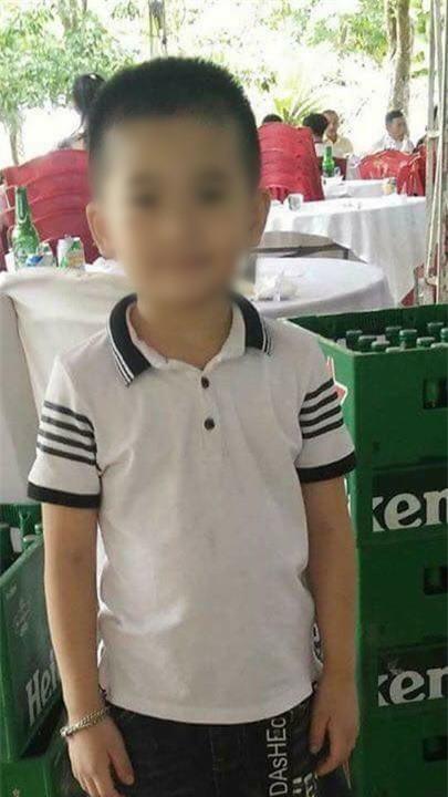 Bé trai mất tích bí ẩn ở Quảng Bình đã tử vong dưới ao cách nhà 2km - Ảnh 1.