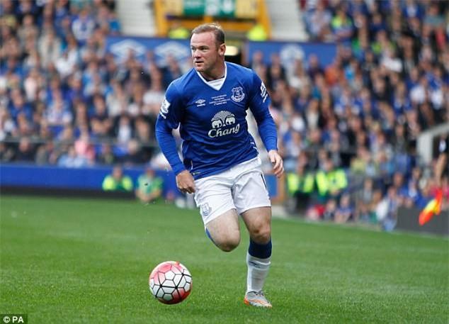 Rooney tuoi cuoi den kiem tra y te tai Everton hinh anh 6