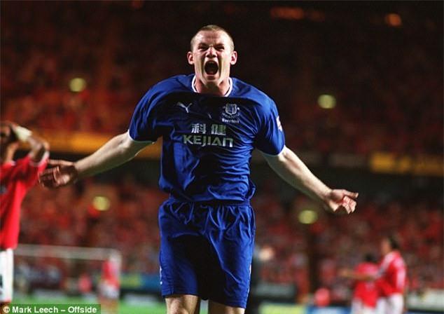 Rooney tuoi cuoi den kiem tra y te tai Everton hinh anh 7