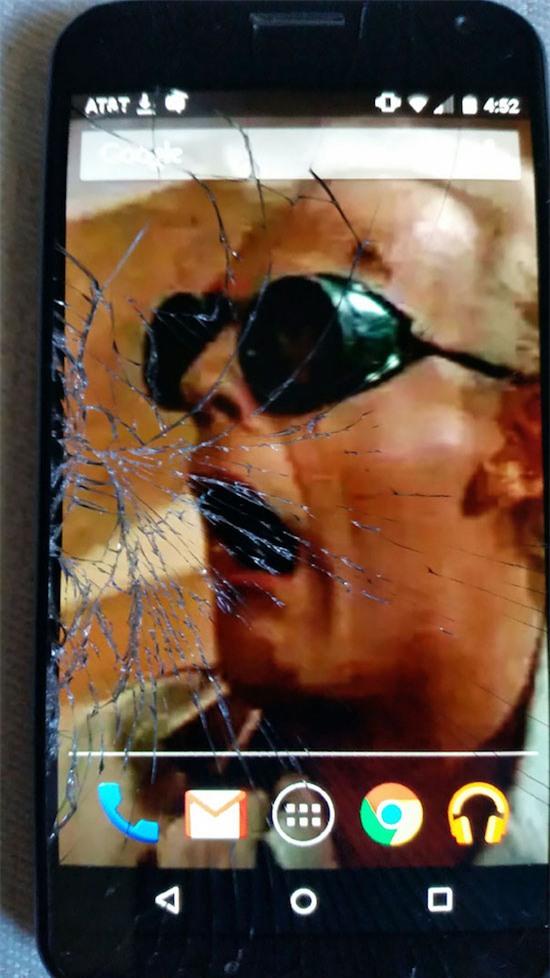 Điện thoại bị bể màn hình, 14 người này có cách chữa cháy để dùng không thể đỡ nổi - Ảnh 25.