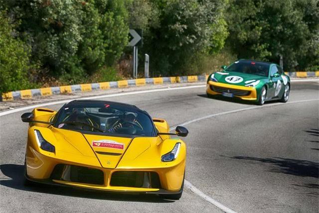 Hàng trăm siêu xe Ferrari diễu hành tại quê nhà Italia - 10