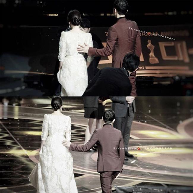 Cả thế giới ra đây mà xem, hoá ra Song Joong Ki vẫn luôn phân biệt đối xử Song Hye Kyo với các diễn viên nữ khác - Ảnh 6.
