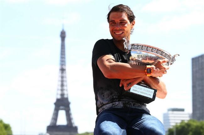 Wimbledon, Tại sao phải yêu: Rafael Nadal & sức hút khó cưỡng - 1