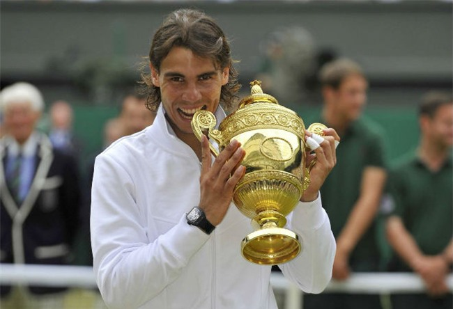 Wimbledon, Tại sao phải yêu: Rafael Nadal & sức hút khó cưỡng - 3
