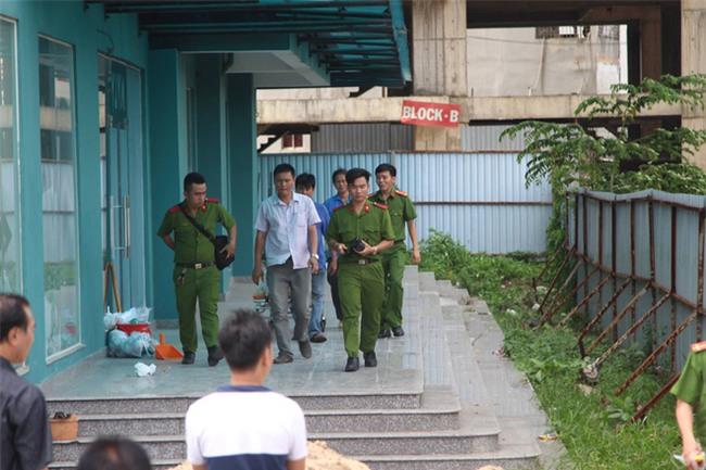 Người đàn ông gieo mình tự vẫn từ tầng 16 tại chung cư ở Sài Gòn - Ảnh 1.