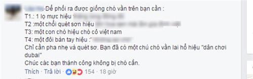 "day la chu ""cho ho"" dang hot ""ran ran"" tren mxh, nhung ai ngo dang sau la su that qua soc - 7"