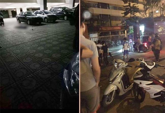 Hà Nội: Nam sinh Bưu chính viễn thông thiệt mạng nghi do nhảy lầu tự tử trong khuôn viên ĐH Kiến trúc - Ảnh 1.