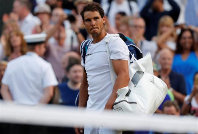 Nadal thua soc o Wimbledon sau 5 set cang thang hinh anh 1