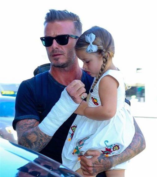 Harper Beckham: Công chúa tí hon trong vòng tay bố khiến cả thế giới phát cuồng giờ đã thành cô bé 6 tuổi phổng phao! - Ảnh 19.