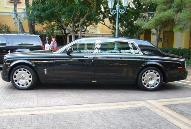 truy thu thuế, xe Rolls Royce, xe sang cũ,xe nhập khẩu giá rẻ