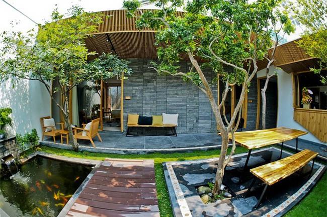 Quên khách sạn xịn đi, 4 homestay, hostel này ở Đà Nẵng đẹp chẳng kém cạnh mà giá bình dân hơn nhiều - Ảnh 1.