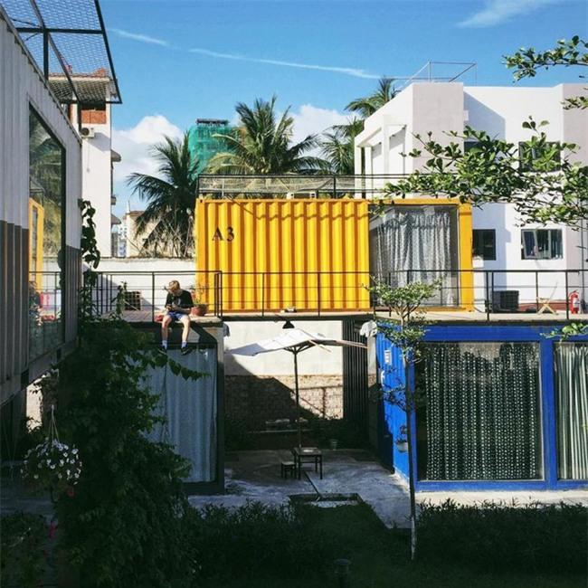 Quên khách sạn xịn đi, 4 homestay, hostel này ở Đà Nẵng đẹp chẳng kém cạnh mà giá bình dân hơn nhiều - Ảnh 10.