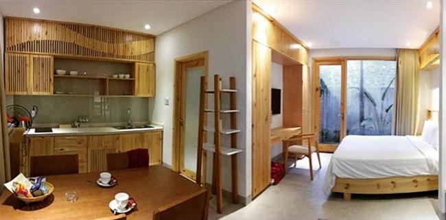 Quên khách sạn xịn đi, 4 homestay, hostel này ở Đà Nẵng đẹp chẳng kém cạnh mà giá bình dân hơn nhiều - Ảnh 4.