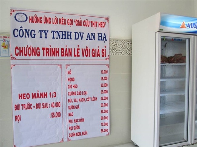 Trung Quoc lai gom heo, gia tang tung ngay hinh anh 1