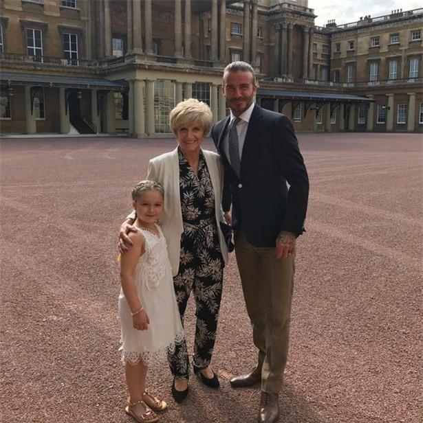 Tranh cãi quanh việc bé Harper được ưu ái đón tuổi mới tại Cung điện Buckingham - Ảnh 4.