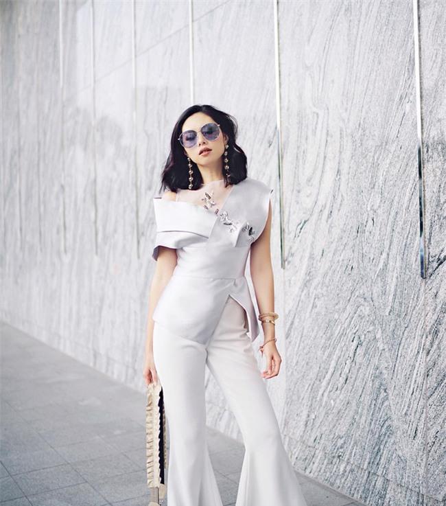 Muốn mặc đẹp như fashionista châu Á, hãy cứ trung thành với phong cách đơn giản! - Ảnh 5.