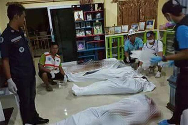 Xả súng tại Thái Lan, 8 người thiệt mạng - Ảnh 1.
