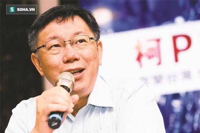 Bài diễn thuyết chấn động của thị trưởng thành phố Đài Bắc: Vinh hoa phú quý rồi cũng mất! - Ảnh 1.