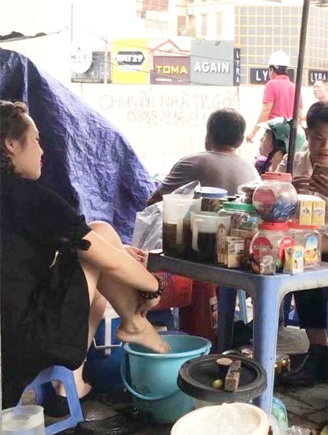 Sự thật gây sốc đằng sau clip lấy nước rửa chân để pha trà đá cho khách - Ảnh 3.