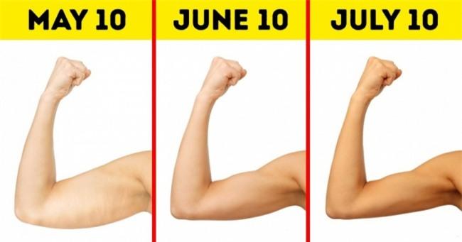 Bài tập giúp bạn sở hữu cánh tay săn chắc khỏe mạnh như siêu mẫu nhanh chóng - Ảnh 1.