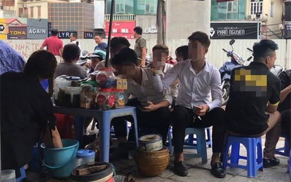 Vụ cô gái dùng nước rửa chân bán trà cho khách: Chủ nhân quán trà bất ngờ lên tiếng - Ảnh 2.